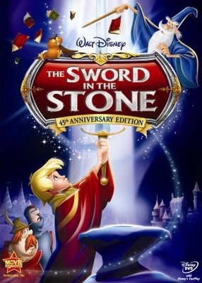 The Sword in the Stone movie poster (1963) Poster. Buy The ...