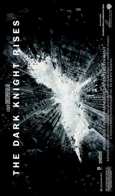 The Dark Knight Rises movie poster (2012) poster MOV_f2bd1e8c
