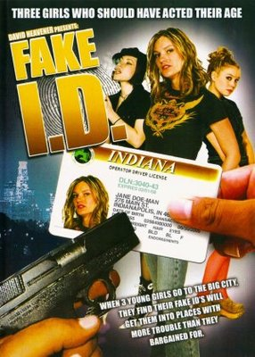 Fake I.D. movie poster (2007) poster MOV_f2c0765a
