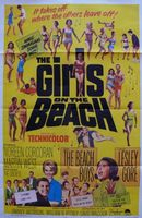 The Girls on the Beach movie poster (1965) picture MOV_f2c851c6