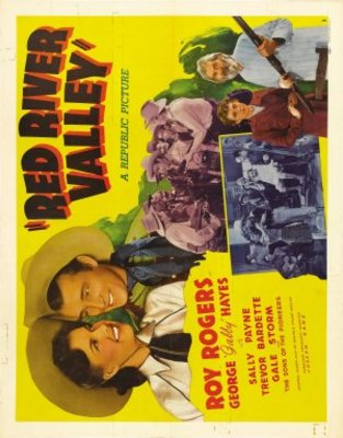 Red River Valley movie poster (1941) poster MOV_f2cb4133