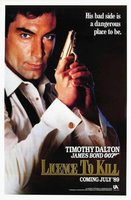 Licence To Kill movie poster (1989) picture MOV_f2d7cb07