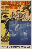 Daredevils of the West movie poster (1943) picture MOV_f2e4b338