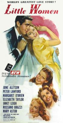 Little Women movie poster (1949) poster MOV_f2e52436