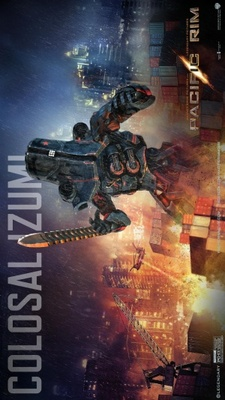 Pacific Rim movie poster (2013) poster MOV_f2e6e905