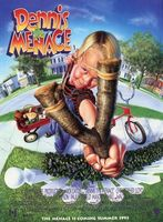 Dennis the Menace movie poster (1993) picture MOV_f2f12706