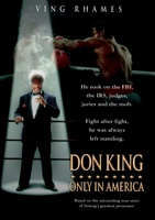 Don King: Only in America movie poster (1997) picture MOV_f2f942d7