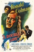 A Double Life movie poster (1947) picture MOV_f2fb03c2