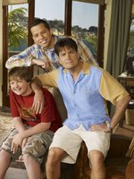 Two and a Half Men movie poster (2003) picture MOV_f2fc735f