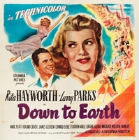 Down to Earth movie poster (1947) picture MOV_f2fca5cd