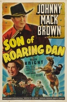 Son of Roaring Dan movie poster (1940) picture MOV_f2fe5b7a