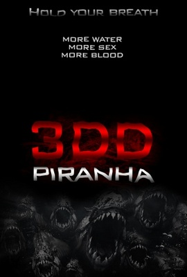Piranha 3DD movie poster (2011) poster MOV_f301b6b6