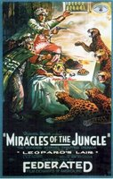 Miracles of the Jungle movie poster (1921) picture MOV_f3025c3d