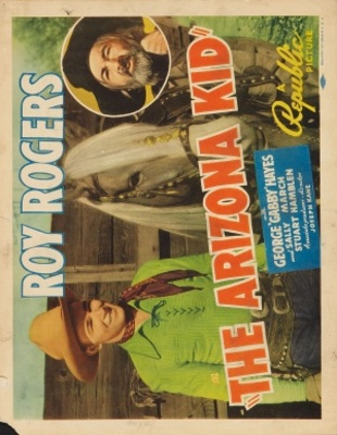 The Arizona Kid movie poster (1939) poster MOV_f30442ec