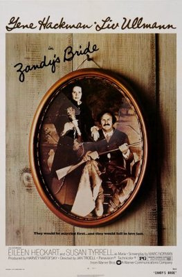 Zandy's Bride movie poster (1974) poster MOV_f31713bf