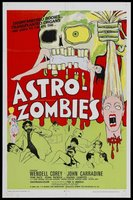 The Astro-Zombies movie poster (1969) picture MOV_f31a3703