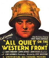 All Quiet on the Western Front movie poster (1930) picture MOV_f31b5125