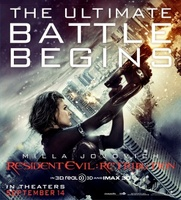 Resident Evil: Retribution movie poster (2012) picture MOV_f31cac69