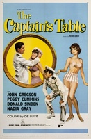 The Captain's Table movie poster (1959) picture MOV_f31f5cb1