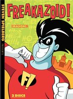 Freakazoid! movie poster (1995) picture MOV_f328e393