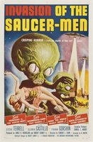 Invasion of the Saucer Men movie poster (1957) picture MOV_f334bf89