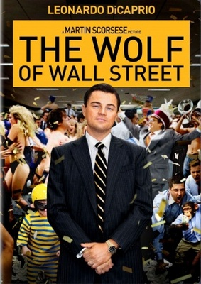 The Wolf of Wall Street movie poster (2013) poster MOV_f335c7d0