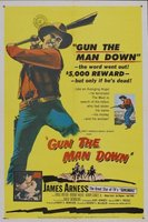 Gun the Man Down movie poster (1956) picture MOV_f3364e47