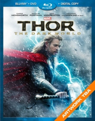Thor: The Dark World movie poster (2013) poster MOV_f3381a9a