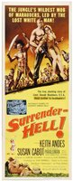 Surrender - Hell! movie poster (1959) picture MOV_f33b0696