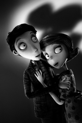 Frankenweenie movie poster (2012) poster MOV_f3403d6a