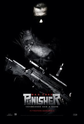 Punisher: War Zone movie poster (2008) poster MOV_f340d5fb