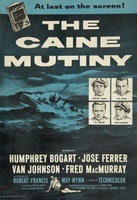 The Caine Mutiny movie poster (1954) picture MOV_f343aba1