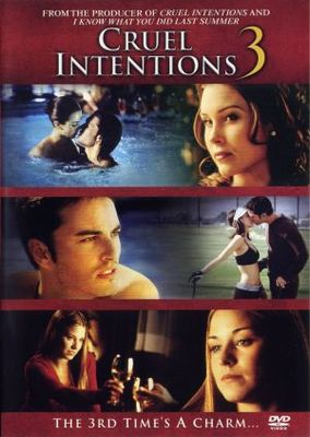 Cruel Intentions 3 movie poster (2004) poster MOV_f3446b2b