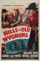 Hills of Old Wyoming movie poster (1937) picture MOV_f351bba0