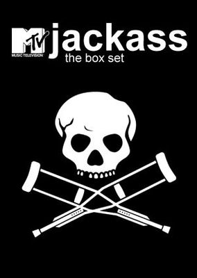 Jackass movie poster (2000) poster MOV_f3525547