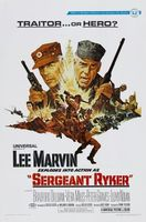 Sergeant Ryker movie poster (1968) picture MOV_f352740f