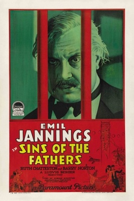 Sins of the Fathers movie poster (1928) poster MOV_f3540e58