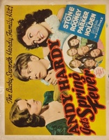 Andy Hardy Gets Spring Fever movie poster (1939) picture MOV_f354954c