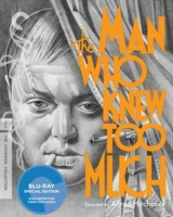The Man Who Knew Too Much movie poster (1934) picture MOV_f354b146