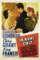 In Name Only movie poster (1939) picture MOV_f3567a9c