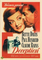 Deception movie poster (1946) picture MOV_f3580614