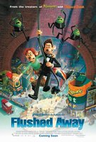 Flushed Away movie poster (2006) picture MOV_f3582fb6