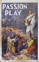 Vie et Passion de N.S Jésus-Christ movie poster (1907) picture MOV_f35a3832