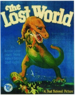 The Lost World movie poster (1925) poster MOV_f35d9331