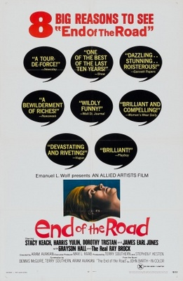 End of the Road movie poster (1970) poster MOV_f35fa5aa