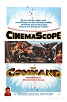 The Command movie poster (1954) picture MOV_f3614cb4