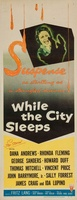 While the City Sleeps movie poster (1956) picture MOV_f36908fc