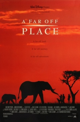 A Far Off Place movie poster (1993) poster MOV_f369f75c