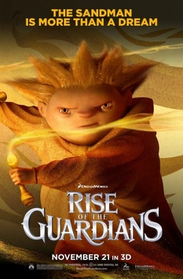 Rise of the Guardians movie poster (2012) poster MOV_f3758ee3