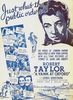 A Yank at Oxford movie poster (1938) picture MOV_f3774f86